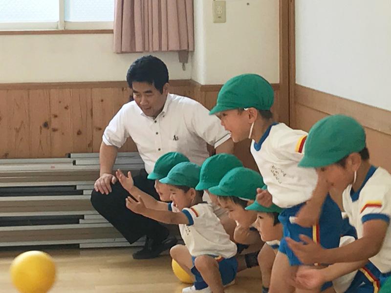 九重学園・九重幼稚園バルシューレ写真2l