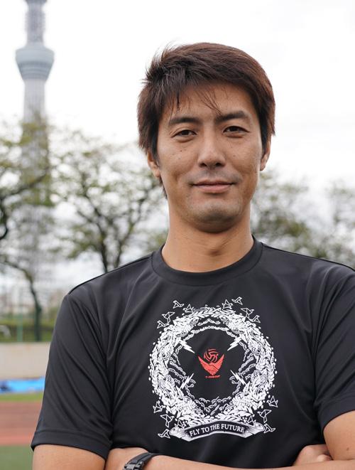山本隆弘さん